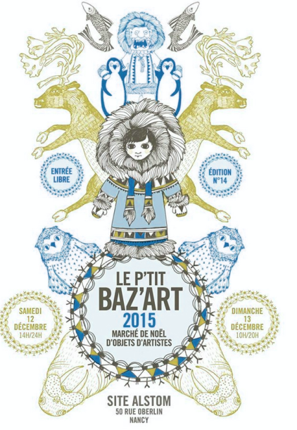 P'tit Baz'art 2015