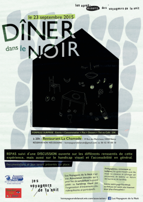 Création print - Les Voyageurs de la Nuit
