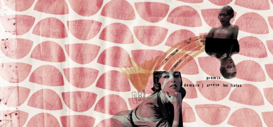 Illustration pour couverture de carnet