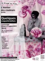 Exposition Galerie des Couleurs à Nancy