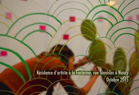 """""""Tella Femna"""" Résidence artistique à la Factorine de Nancy - Octobre 2015 - Partenariat avec la MGEN"""